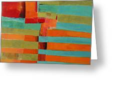 All Stripes 2 Greeting Card