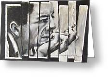 All Together Johnny Cash Greeting Card