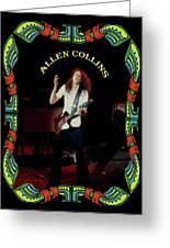 Allen Collins Winterland 5 Greeting Card