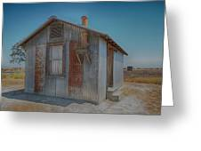 Allensworth House Greeting Card