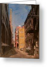 Alley Series 2 Greeting Card