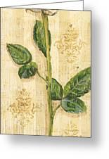Allie's Rose Sonata 2 Greeting Card by Debbie DeWitt