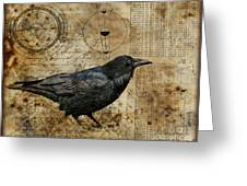 Almanac Greeting Card