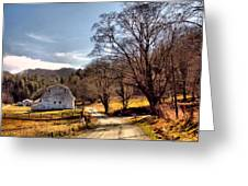 Almost Home Greeting Card by David Walsh