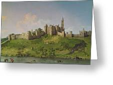 Alnwick Castle Greeting Card