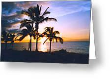 Aloha Enchanted Greeting Card
