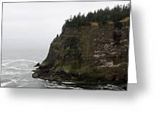 Along The Oregon Coast - 6 Greeting Card