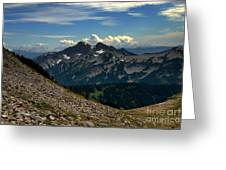 Alpine Country Greeting Card