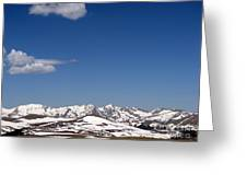 Alpine Tundra Series Greeting Card