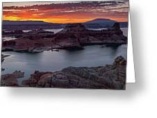 Alstrom Point Greeting Card