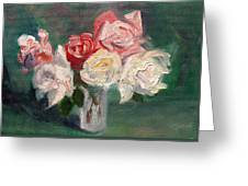 Altadena Roses Greeting Card