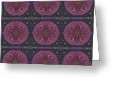 Altered States 1 - T J O D 27 Compilation Tile 9 Greeting Card