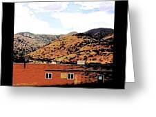 Alternate Landscape Greeting Card