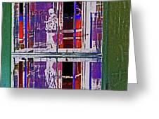 Alternate Reality 24-2 Greeting Card