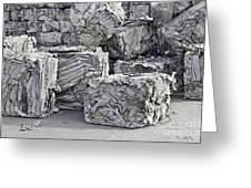 Aluminum Recycling Greeting Card