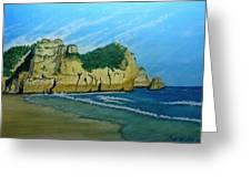 Alvor Praia's Greeting Card