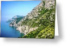 Amalfi Splendor Greeting Card