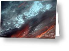 Amazing Clouds Greeting Card