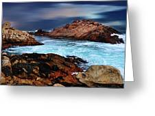 Amazing Coast Greeting Card