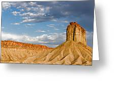 Amazing Mesa Verde Country Greeting Card by Christine Till