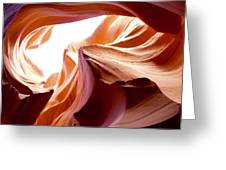 Amazing Rock Formations Greeting Card
