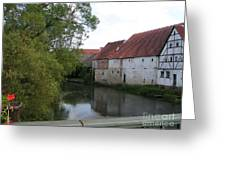Amberg Greeting Card