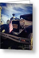 American Classic Greeting Card