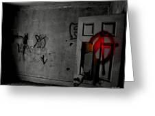 American Graffiti 6 - Virgin Sacrifice Greeting Card