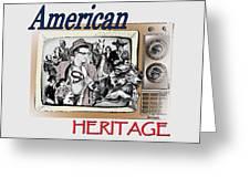 American Heritage Greeting Card