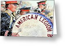 American Legion Greeting Card