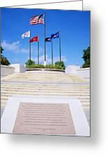 American Memorial Park Greeting Card