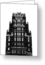American Radiator Building Greeting Card