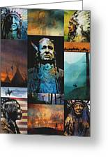 American Tapestry Greeting Card