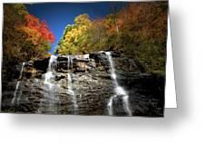 Amicalola Falls Greeting Card