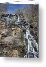 Amicolola Falls Greeting Card