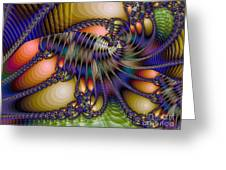 Amphipod Greeting Card