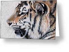 Amur Greeting Card