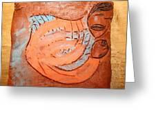 Amuweeke - Tile Greeting Card