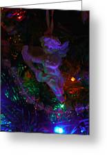 An Angel In My Tree Greeting Card