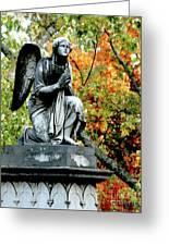 An Angels' Prayer Greeting Card