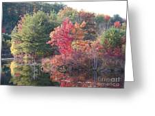 An Autum Day Greeting Card