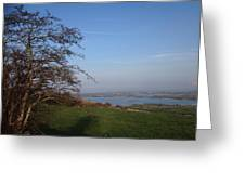 An Autumn Afternoon, Ireland Greeting Card