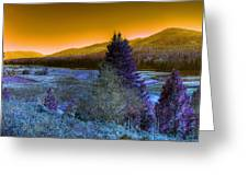 An Idaho Fantasy 1 Greeting Card