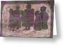 Ancestors Greeting Card