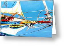 Anchored Greeting Card