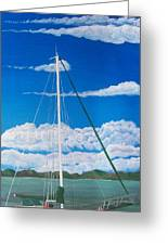 Anchored Greeting Card