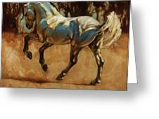 Andalusian Dance I Greeting Card