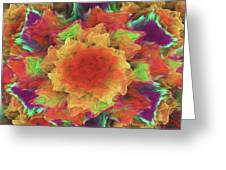 Andee Design Abstract 70 2017 Greeting Card