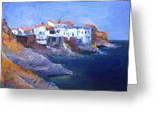 Andros Island Greeting Card