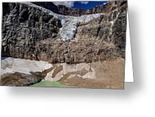Angel Glacier Jasper 2 Greeting Card